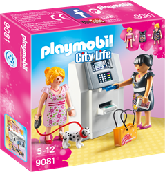 Playmobil City Life - Geldautomaat  9081