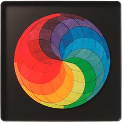Grimm's Magnet Puzzle Colour Spiral