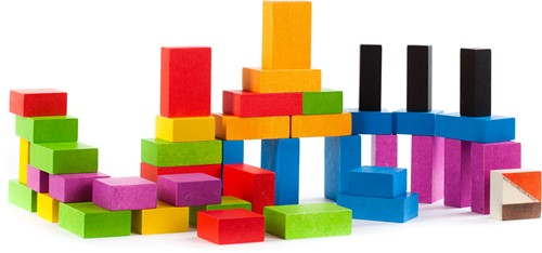 "Bajo Blocks """"43"""""