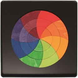 Grimm's Magnet Puzzle Colour Circle Goethe