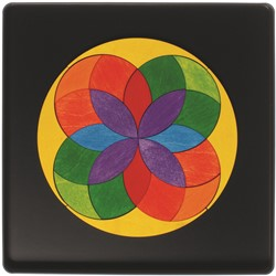 Grimm's Magnet Puzzle Circle Iris