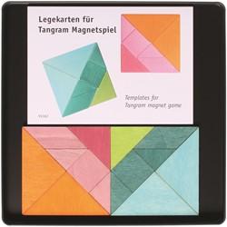 Grimm's Magnet Puzzle 2 Tangram & Templates