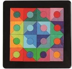 Grimm's Magnet Puzzle Circle in Square