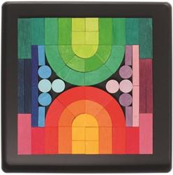 Grimm's Magnet Puzzle Romanesque