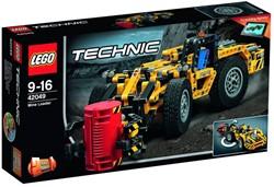 Lego  Technic set Technic - Mijnbouwgraafmachine 42049