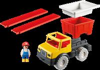 Playmobil Sand - Kiepwagen met emmer  9142-2