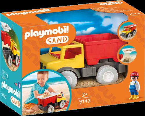 Playmobil Sand - Kiepwagen met emmer  9142