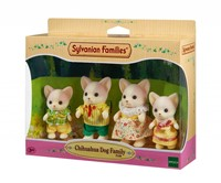 Sylvanian Families  speel figuren Familie Hilton - 3149-3