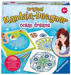 Ravensburger  knutselspullen Mandala-Designer Ocean Dreams