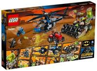 LEGO Super Heroes set Batman scarecrow zaait angst 76054-2