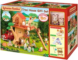 Sylvanian Families Tree House Gift Set 3352
