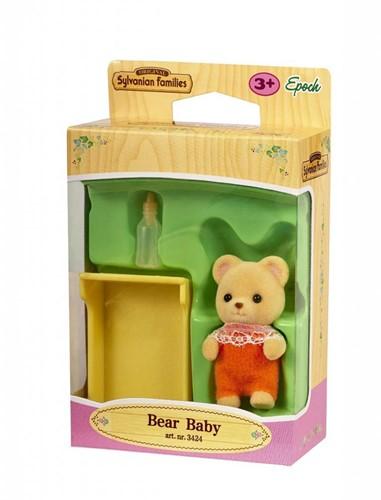Sylvanian Families  speel figuren Baby Honing - 3424-2