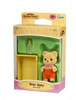 Sylvanian Families  speel figuren Baby Honing - 3424-3
