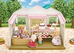 Sylvanian Families  gebouw Village Cake Shop