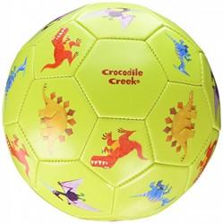 Crocodile Creek  buitenspeelgoed Soccer Ball/Dinosaurs - Size 3