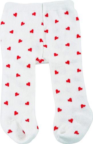 Götz accessoire BCStrumpfhosered hearts42/50cm