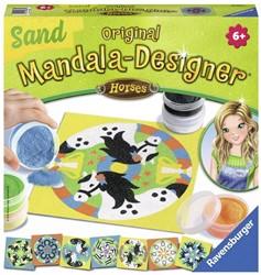 Ravensburger  knutselspullen Mandala-Designer Sand Horses