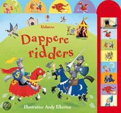 Kinderboeken  voorleesboek Dappere ridders met geluid
