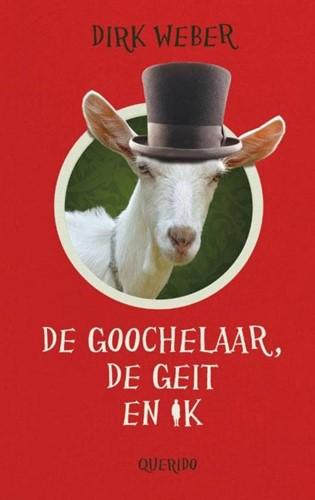 Kinderboeken  leesboek De goochelaar de geit en ik
