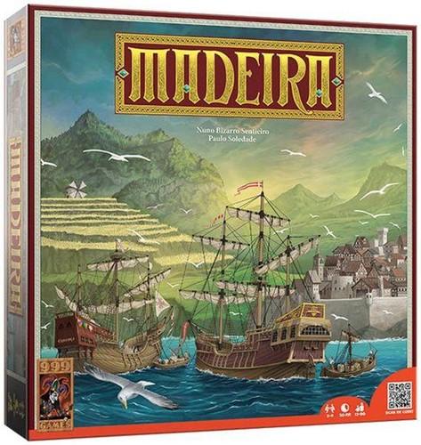 999 Games spel Madeira