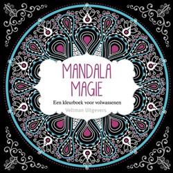 Kinderboeken  kleurboek Mandalamagie