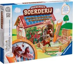 Ravensburger  Tiptoi educatief spel Dierenset boerderij