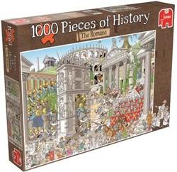 Jumbo  Pcs of History The Romans - 1000 stukjes