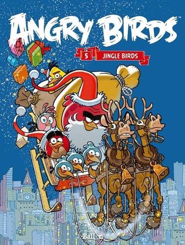Stripboeken  Angry Birds Jingle Birds