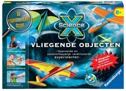 Ravensburger  ScienceX wetenschapsdoos - Vliegende objecten