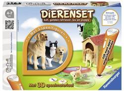 Ravensburger  Tiptoi educatief spel Dierenset Golden Retriever en Kat