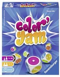Ravensburger  dobbelspel Color Yam