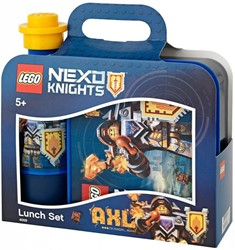 Lego  Nexo Knights kinderservies Lunchkinderservies