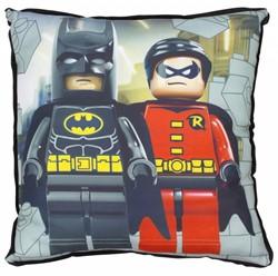 Lego  Batman Kussen: 40x40 cm