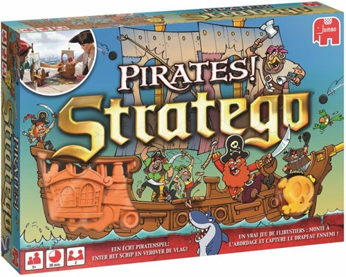 Jumbo Stratego Pirates!