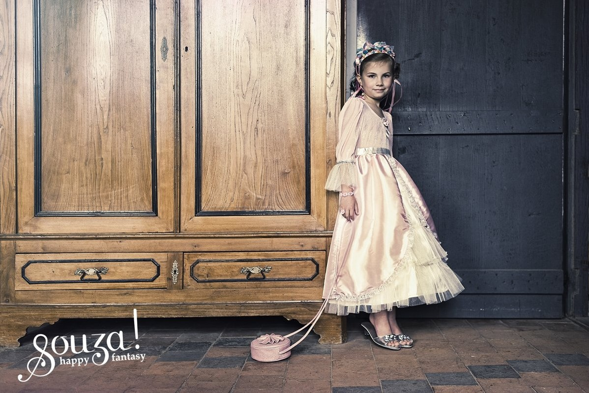 Licht Roze Jurk : Souza marie antoinette licht roze klassieke jurk jaar rok