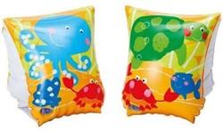 Intex Deluxe zwemmouwtjes, leeftijd 3-6 ,Tropical