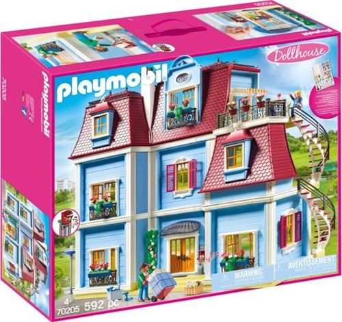 Playmobil Dollhouse - Groot herenhuis 70205