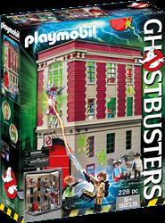 """Playmobil Ghostbusters - Ghostbustersâ""""¢ Brandweerkazerne  9219"""