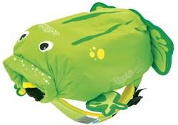 Trunki zwemtas PaddlePak Ribbit kikker groen