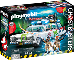 "Playmobil Ghostbusters - Ghostbustersâ""¢ Ecto-1  9220"