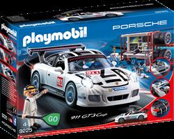 Playmobil Porsche - Porsche 911 GT3 Cup  9225