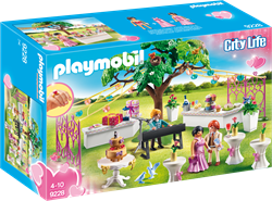 Playmobil City Life - Bruiloftsfeest  9228