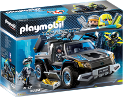 Playmobil Top Agents - Dr. Drone's 4x4  9254