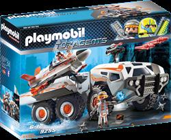 Playmobil Top Agents - Spy Team Gevechtstruck  9255