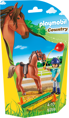 Playmobil Country Paardentherapeute