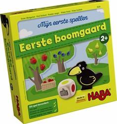 Haba  kinderspel Mijn eerste Eerste Boomgaard 5524
