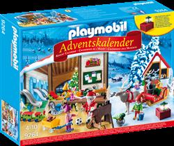 Playmobil Christmas Adventskalender 2017
