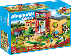 Playmobil City Life - Dierenpension  9275