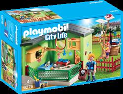 Playmobil City Life - Kattenverblijf  9276