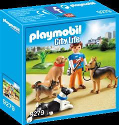 Playmobil City Life - Hondenbegeleider  9279